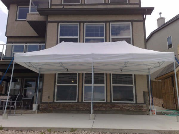 Back Yard Party 10x20 Tent