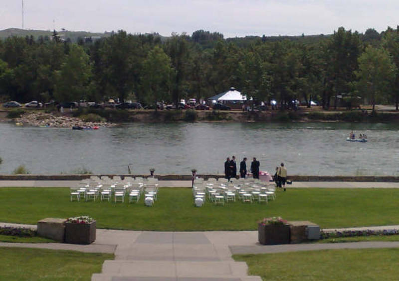 Wedding at the Park